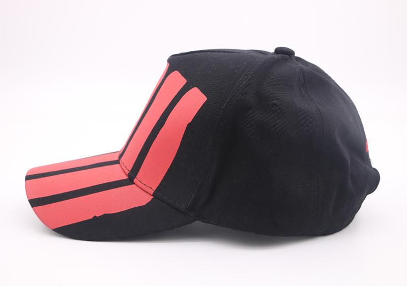 Detalle Comentarios Preguntas sobre Elegante rayado rojo negro ... b4873a30bfc