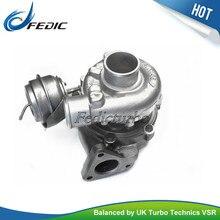 Турбонагнетатель GT1749V 729041 28231-27900 турбины Полный турбо для Hyundai Santa Fe/Trajet 2,0 CRDI 92Kw 125HP D4EA-V 2002