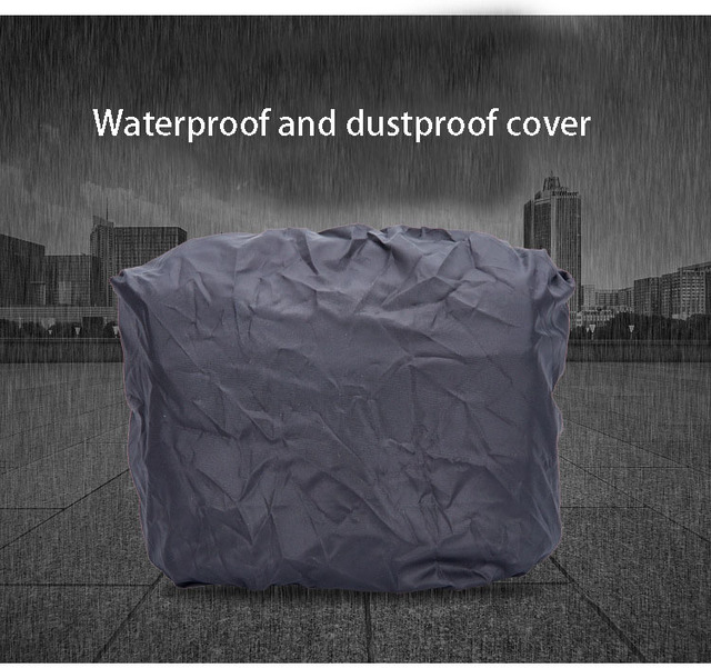 National Geographic NG W2140 Professional DSLR Camera Bag Universal bag with rain cover 4