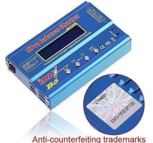 Original iMax B6 SKYRC Digital balance charger LCD display Lipo NiMh 3S battery intelligen charger