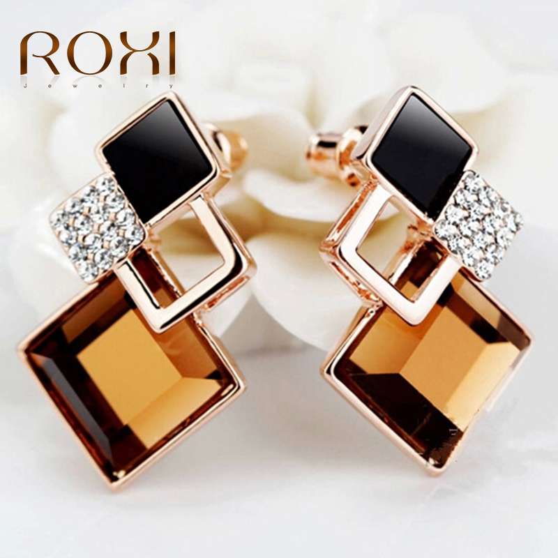 a09a658bb Detail Feedback Questions about ROXI Stud Earring Fashion Jewelry ...