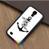 Sleeping With Sirens Band Anchor Logo Phone Case For Samsung Galaxy S3 S4 S5 S6 S6