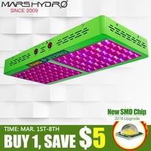 Mars Hydro отражатель 480 W светодиодный светать полный спектр ИК для внутреннего растения парниковые Гидропоники Крытый посева и цветения