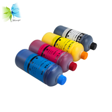 4 Color Direct-To-Garment (DTG) Textile ink for Star fire 1024 industrial head printer