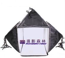 Adearstudio Portable 60cm Mini Photo Studio Lighting Kit Tent kit Softbox 50cm Soft box photo box CD50