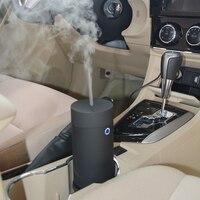 Car Usb humidifier spray Car use air purifier Aroma humidifier Negative ion New car deodorization