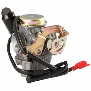 Image 5 - Motorcycle Scooter Carb Carburetor For 50cc Chinese GY6 139QMB Moped 49cc 60cc SUNL BAJA