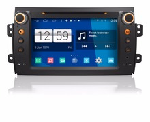 S160 Quad Core Android 4.4.4 car audio FOR SUZUKI SX4 2006-2014 car dvd player head device car multimedia car stereo