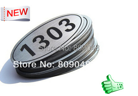 Room apartment or house/hotel/plastic house number/build various ...