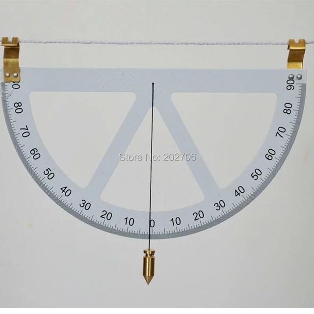 Online-Shop Gradiometer Clinometer winkel herrscher einstellbare ...