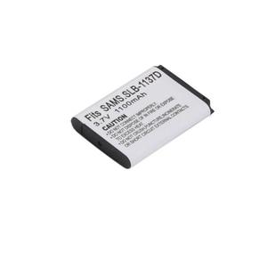 Image 3 - Аккумулятор для камеры SAMSUNG TL34HD NV106 HD, 1100 мАч, SLB 1137D, i85, i100, NV103, NV30
