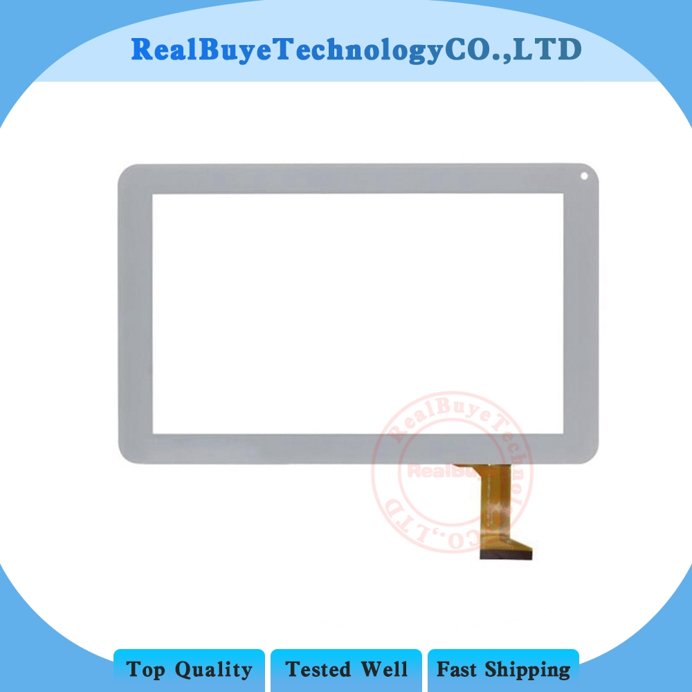 A+ 9 inch New tablet capacitive touch screen GT90DR8011-V1 black or white old version & New version Random code image