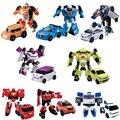 Coolplay Nova Chegada Clássico Carros TOBOT Robô Transformação de Plástico Figuras de Ação & Toy Crianças Educação Toy Presentes