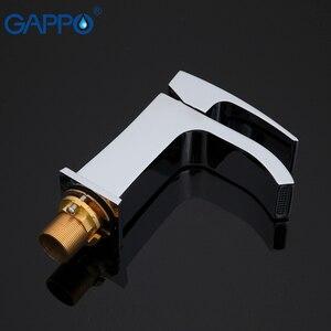 Image 4 - GAPPO Shower Faucets bath tub faucet bathroom faucet mixer basin faucets basin sink tap Sanitary Ware Suite