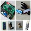 Envío libre junta + altera BLASTER USB + LCD1602 + altera fpga altera fpga junta de desarrollo + tarjeta de desarrollo fpga junta