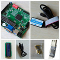 Frete grátis USB BLASTER + + LCD1602 fpga altera placa + placa + placa de desenvolvimento fpga altera placa de desenvolvimento fpga altera placa