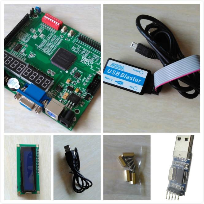 Prix pour USB BLASTER + LCD1602 + altera fpga conseil + altera conseil altera fpga conseil de développement + fpga conseil de développement