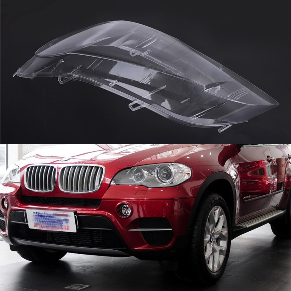 For BMW X5 E70 2008 2009 2010 2011 2012 2013 Car Headlight