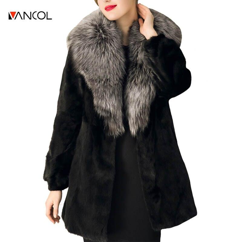 Popular Long White Faux Fur Coat-Buy Cheap Long White Faux Fur ...