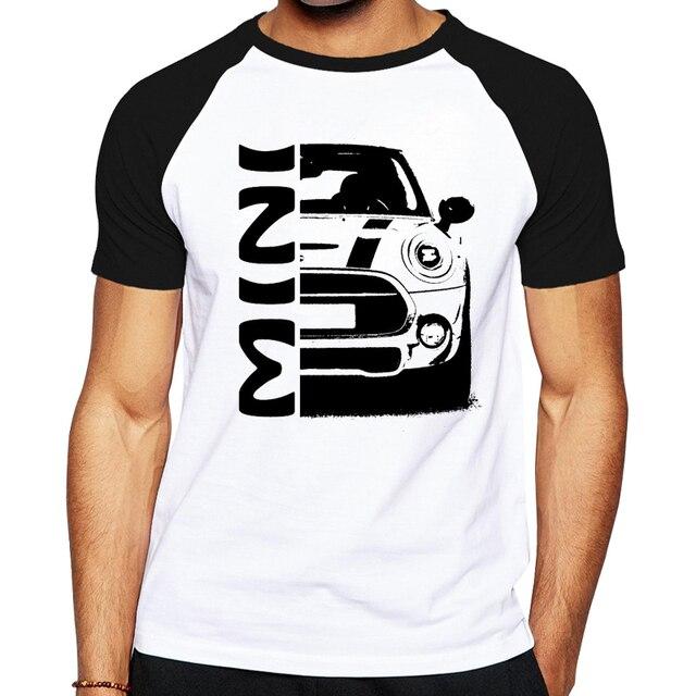 New 2018 Men T Shirt Design Mini Cooper S Rally Monte Carlo Cult Clic Car Retro