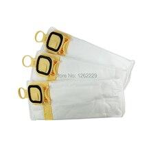 6Pcs/lot Vacuum Cleaner dust HEPA bag paper bag for vorwerk VK140 FP140 Kobold140 VK150 FP150 Kobold150