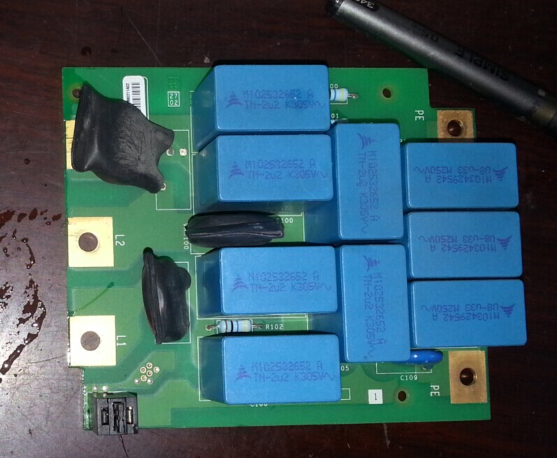 ФОТО ATV61 / 71 frequency converter rectifier absorption plate/surge board/lightning protection board 22 kw