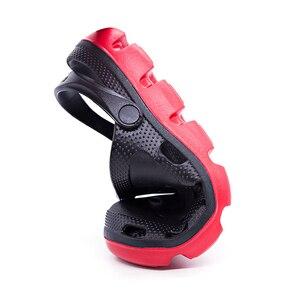 Image 5 - Mens Rubber Beach Sandals Summer Shoe Clogs Men Garden Shoes Clog Zuecos Hombre Sandalias Playa Cholas Outdoor Plus Big Size