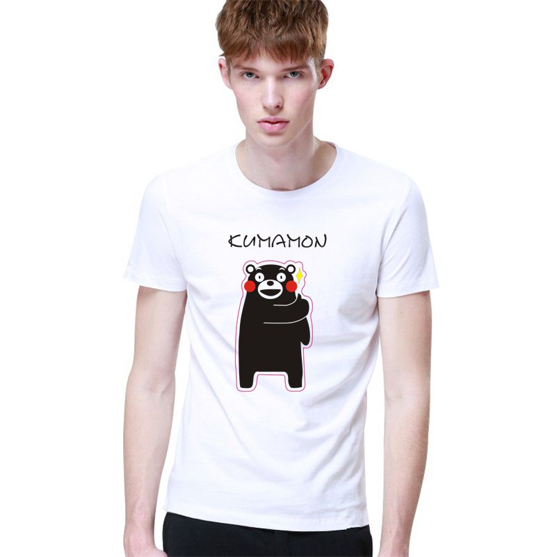 41943e3cd0e8 CEEWHY High Quality 2017 Brand Clothing Palace Funny T-shirt Bear Printed  3D T Shirt off White Men Tee shirt Kawaii Tops Plus