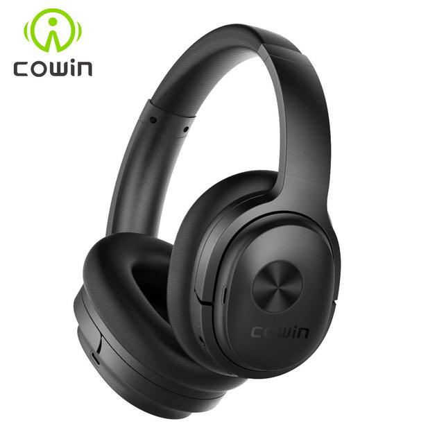 5a49d7d64c1 Cowin SE7 ANC Active Noise Cancelling Folding Wireless Bluetooth Headphones  Over-ear HiFi Phone Headset with Microphone Aptx