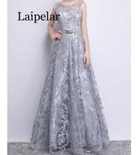 Laipelar 2019 весеннее и летнее платье большого размера элегантное