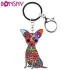 Bonsny Acrylic Dog J...