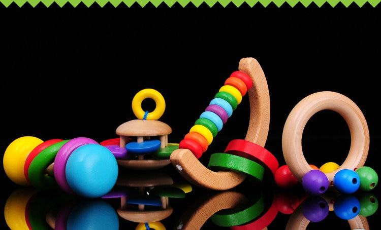 Անվճար առաքում մանկական - Խաղալիքներ նորածինների համար - Լուսանկար 6