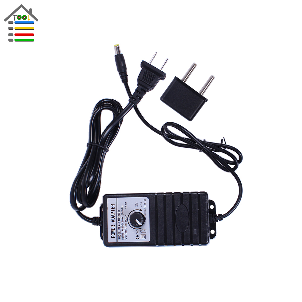 Adjustable DC 3-24V 2A Adapter Power Supply Motor Speed Controller with EU Plug For Electric Hand Drill 网络安全与软件系统修复