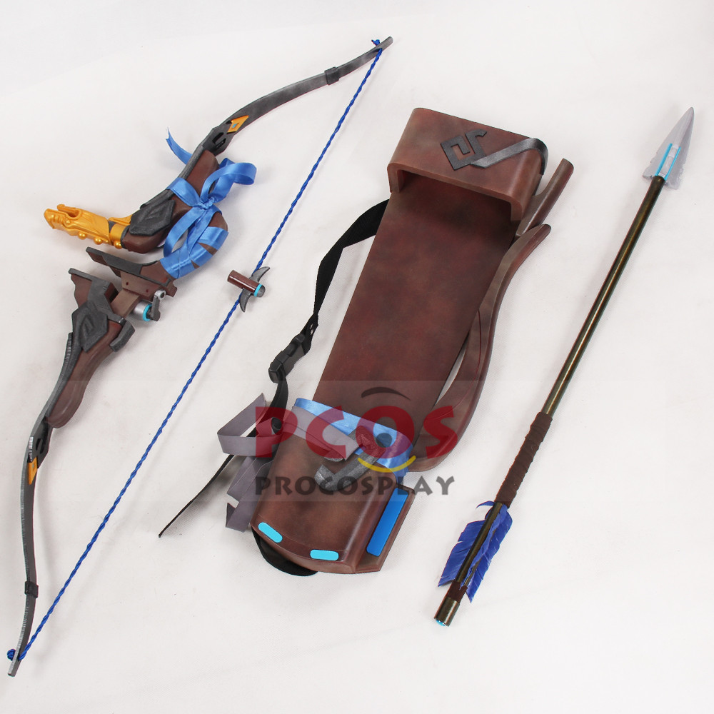 Hanzo Shimada Cosplay Bow & Arrow sada - Kostýmy