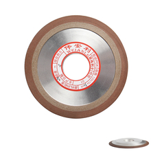 Diamond Grinding Wheel 125*10*32*8mm Polishing Wheels 150/180/240/320/400 Grain Grinding Disc 1PC