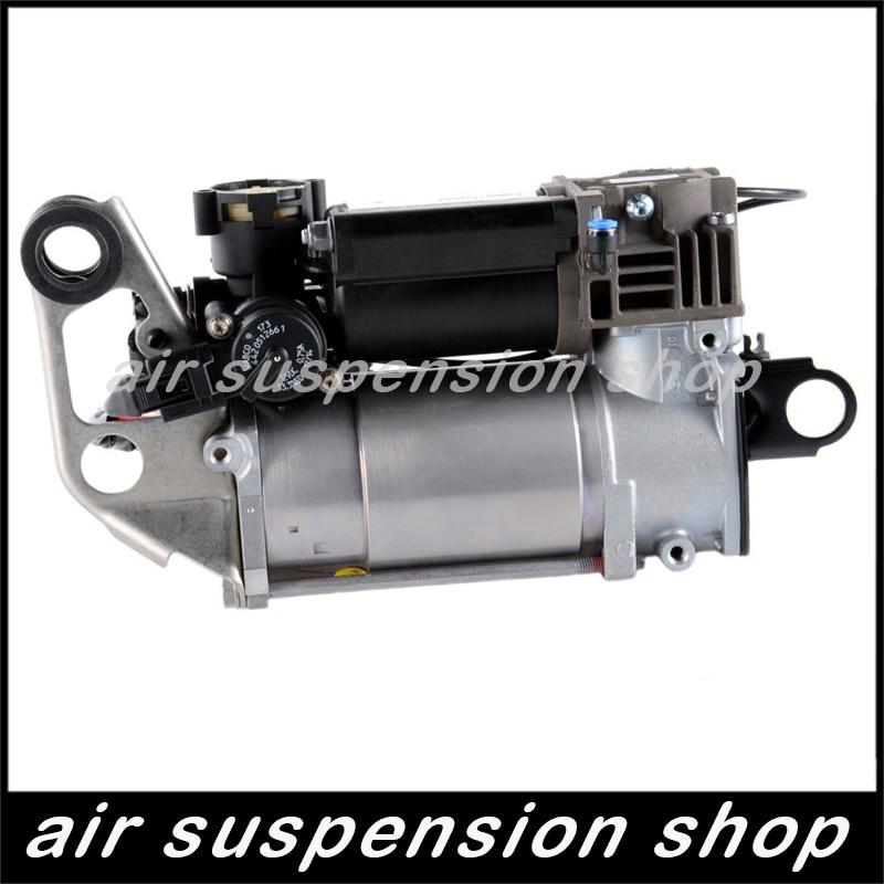 Air Compressor Suspension for Porsche Cayenne I Facelift 95535890101 95535890102 95535890103 Wabco Gas Shock Pump Relacement