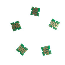 1 set 5 pcs T6941-T6945 Cartridge Chip Epson SureColor T3000 T3070 T5070 T7070 T3200 T5200 T7200 T3270 T5270 T7270 Printer(China)