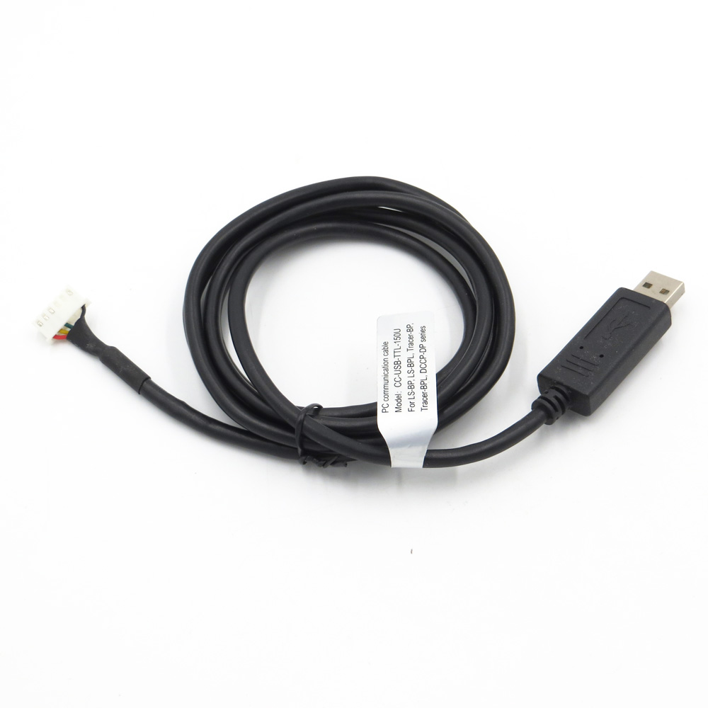 Communication cable CC-USB-TTL-150U USB to PC TTL232 for EP Solar Landstar LS series Solar Charge Controller image