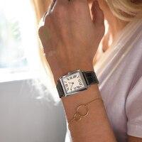 AGELOCER Швейцарский Элитный бренд часы для женщин Мода Элегантные кварцевые часы женские повседневное кожа наручные 3402A1