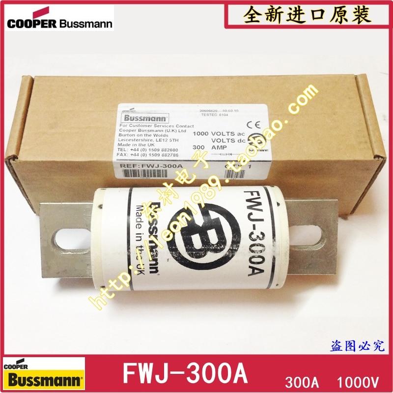 [SA] fusibles US Bussmann importés FWJ-300A 300A 1000 V FWJ-100A-200A