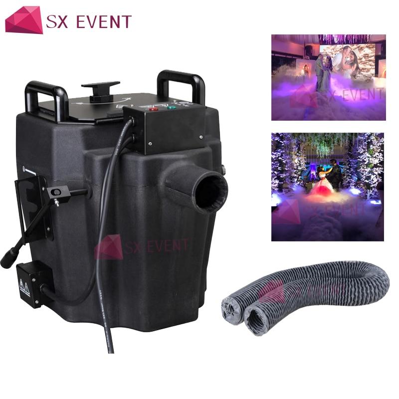 все цены на 3500W Nimbus Dry Ice Fog Machine Low Lying Fog Smoke Machine Low Ground Fog Stage Effect For Wedding DJ Party Show Night Club