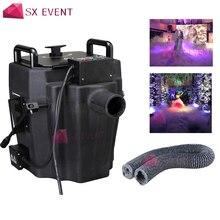 3500 W нимб сухой лед машина тумана низколежащий машинка для дыма низине туман сценический эффект для свадьбы DJ вечерние шоу, ночной клуб