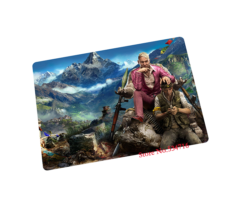 far cry 4 mouse pad new game wide mousepads best gaming mouse pad gamer large personalized mouse pads keyboard pad play mat