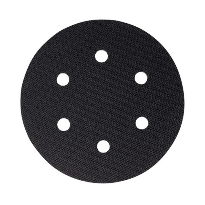 HIKOKI 753817 Dish for sanding disc Velcro 6 pinholes 150mm|Power Tool Accessories|   - title=