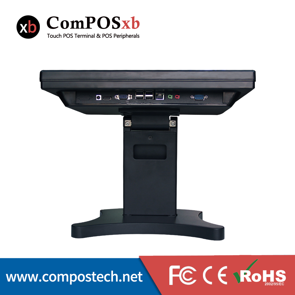Newest Ordering Pos Terminal All In One Touch Screen Pos Machine Best Quality Cash Computer For Restaurant, Supermarket 5PCS