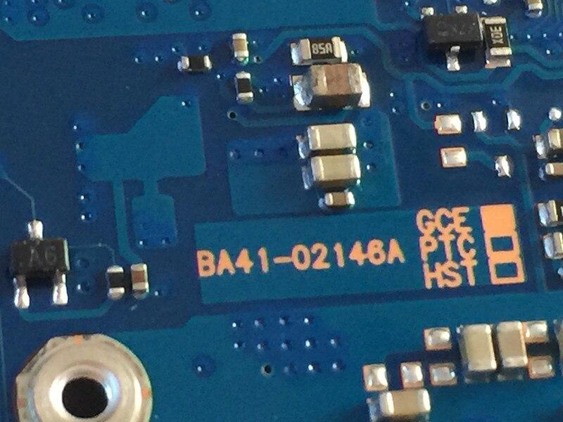 MOTHERBOARD FOR Samsung XE700T1C-A01RU JONES REV1.1 BA41-02146A BA92-13878B Test OK free shipping