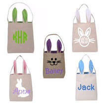 Popular Burlap Easter Basket Buy Cheap Burlap Easter Basket Lots