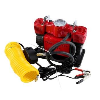 Üreticileri tedarik metal elektrikli araba araba hava pompası 12 V 25 araba lastik pompası