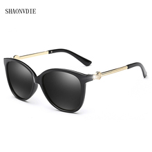 New Arrival Brand designer women Sunglasses polarized vintage Sun glasses for women famous oculos de sol masculino high quality