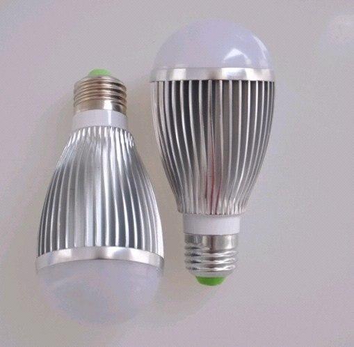 900LM+High Power B22 E27 7*2W 14W LED bulb lighting warm white led light ,AC90V-265V 4pcs/lot